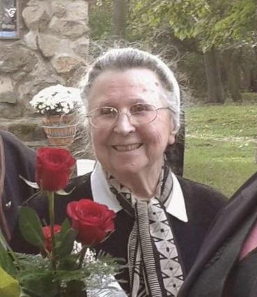 István Katalin Veronika Mária nővér